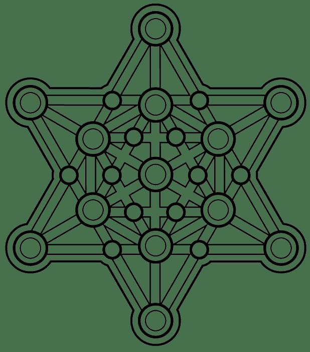 merkabah et geometrie sacree